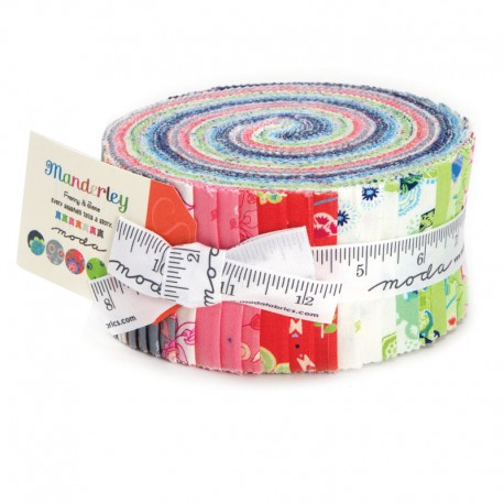 Manderley Jelly roll 47500JR